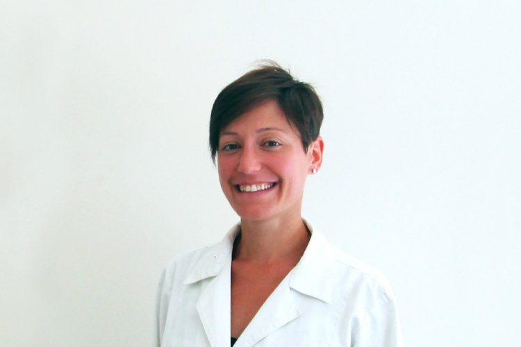 Elena Guarraci, fisioterapista, Poliambulatorio Mirelli