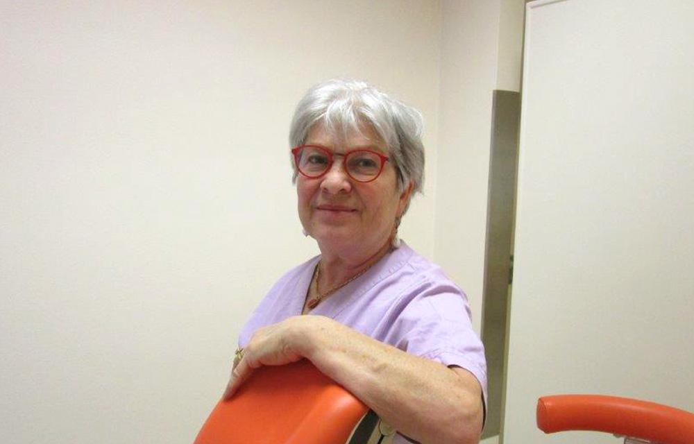 Dottoressa Rosalba Melone, medico specialista in Ortodonzia, Poliambulatorio Mirelli