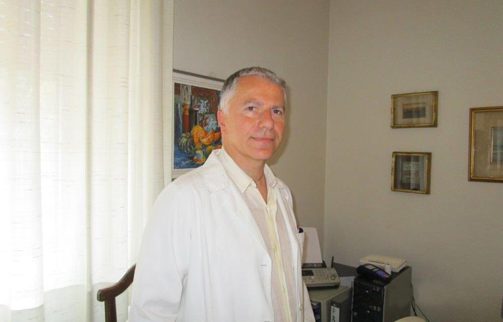 Dottor Matteo Casali, medico specialista in Ortopedia e Traumatologia, Poliambulatorio Mirelli