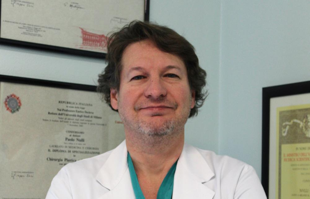 Dr. Paolo Nulli, Medico specialista in Chirurgia Plastica Ricostruttiva ed Estetica, Poliambulatorio Mirelli