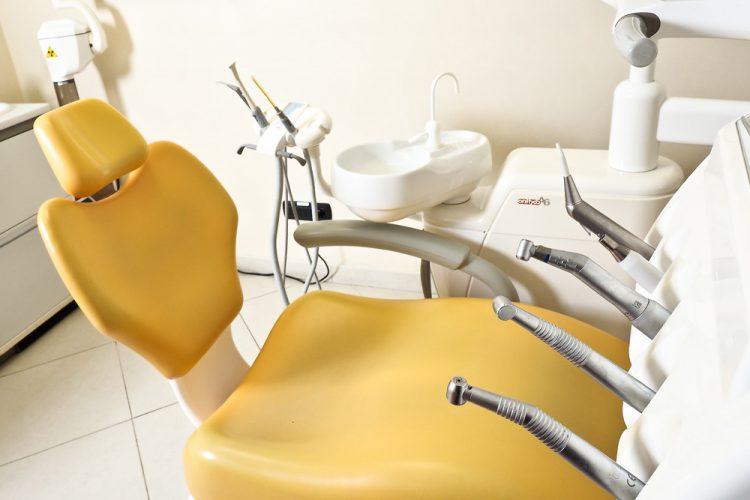 Poliambulatorio medico odontoiatrico Mirelli, Busto Arsizio, Varese, sala operatoria 1