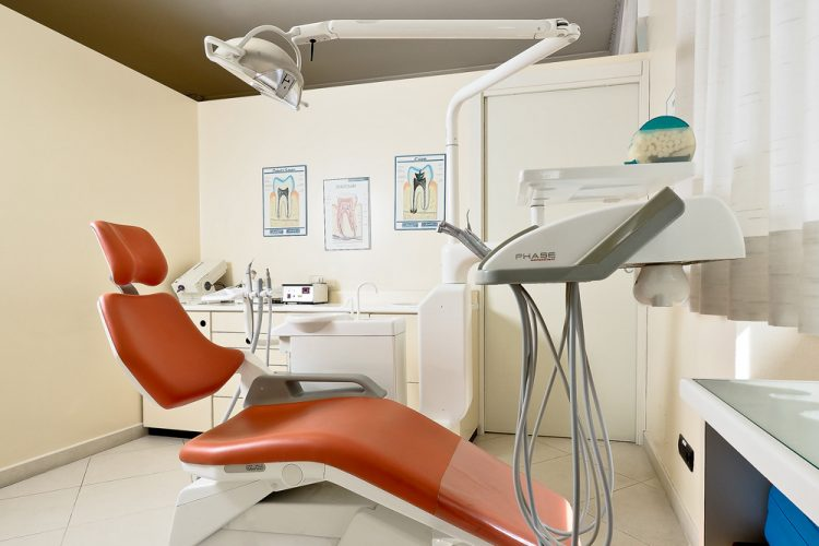Poliambulatorio medico odontoiatrico Mirelli, Busto Arsizio, Varese, sala operatoria 2